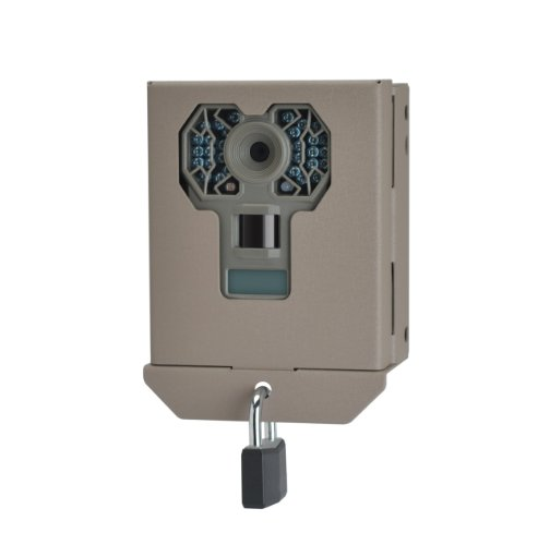 Stealth Cam STC-BBG Security/Bear Box for G SERIES Camera, Brown, Right