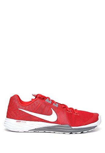 Nike Mens Utbilda Prime Järn Df Tvär Trainer-skor, Universitet Röd / Vit / Sval Grå, 9 D (m) Oss