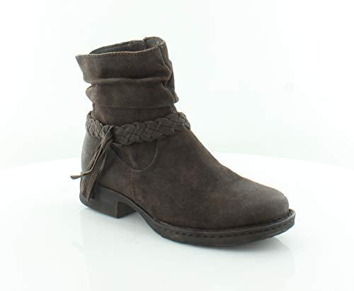 Born Womens Abernath Leather Closed Toe Ankle Fashion Boots, Castagno, Size 6.5 (Boots Born Snow)