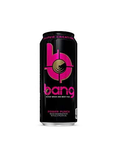 Vpx Bang, Power Punch, 16 fl. oz, 12 Count