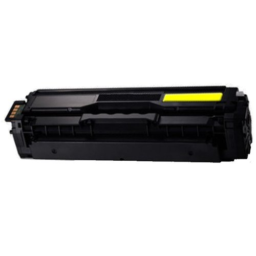 Shop 247 Compatible Toner Cartridge Replacement for Samsung CLT-Y504S compatible Yellow toner cartridges replacement for Samsung Xpress SL-C1810W,SL-C1860FW,CLX-4195FN, CLX-4195FW, CLP-415NW color laser printers