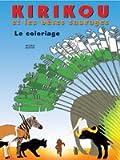 Kirikou et la bête sauvage : Coloriage