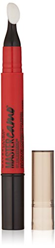 - Maybelline New York Master Camo Color Correcting Pen, Red For Dark Circles, deep, 0.05 fl. oz.