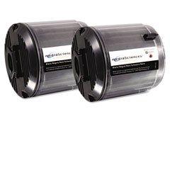 Clp P300b Laser Toner (Media Sciences MSDMS300KK Black Toner Cartridge (2/PK-2000 Page Yield) - Equivalent to Samsung CLP-P300B)