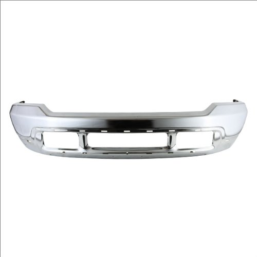 341-44374-10 TO1002174 52101AD030 Front Bumper Face Bar New Chrome Pickup Truck Replacement CarPartsDepot