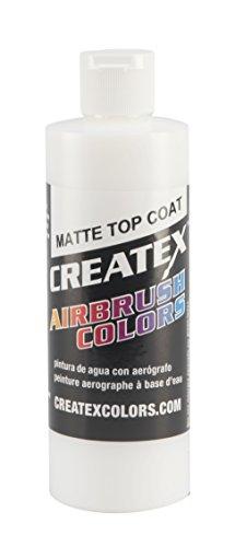(Createx Colors Matte Top Coat for Airbrush, 8 oz)