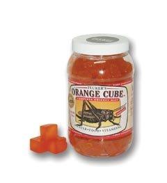 Fluker Labs SFK71300 Orange Cube Complete Cricket Diet
