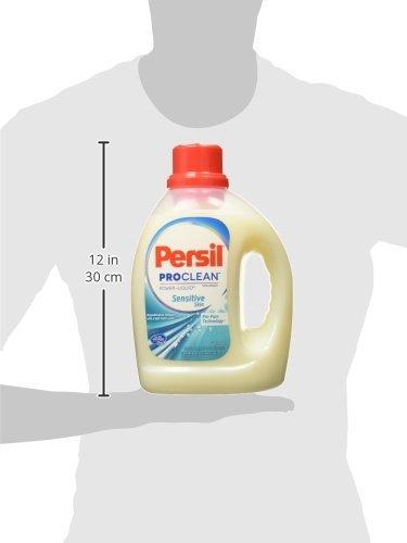 persil proclean powerliquid laundry detergent sensitive skin 100 fluid ounces 64