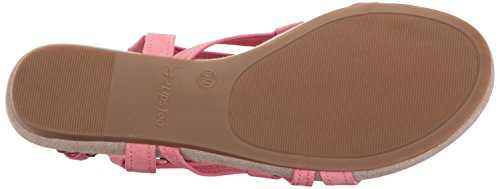 Coral Dress Cassie Sandal Women 2 Lips Too wxvqPvAa