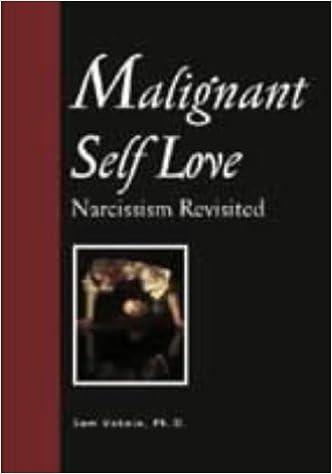 Malignant Self Love: Narcissism Revisited: Amazon co uk: Sam