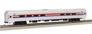 Bachmann N Scale 85' Budd Amtrak Passenger Car Cafe (Amfleet Phase II)