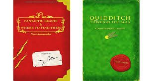 Harry Potter Schoolbooks: Quidditch Through the Ages and Fantastic Beasts and Where to Find Them by Scholastic (Image #6)