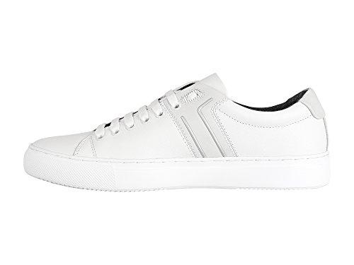 BOSS Green - Zapatillas de Piel para hombre 100 Blanco