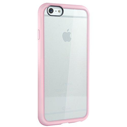 Pinlo Concize Facilitent Rose Téléphone portable Coque pour iPhone 6