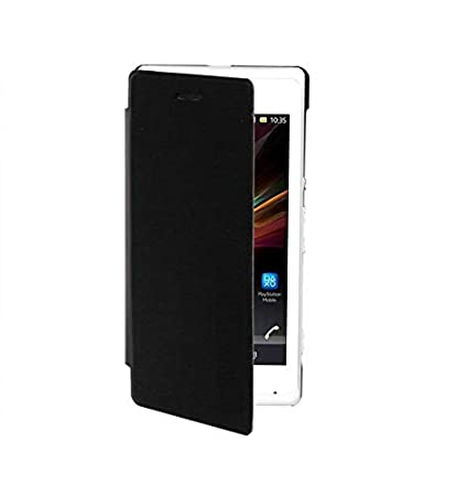 the latest cd6a9 8d797 Sony Xperia Z Flip Cover - White