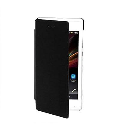 the latest 6ac10 9ca84 Sony Xperia Z Flip Cover - White