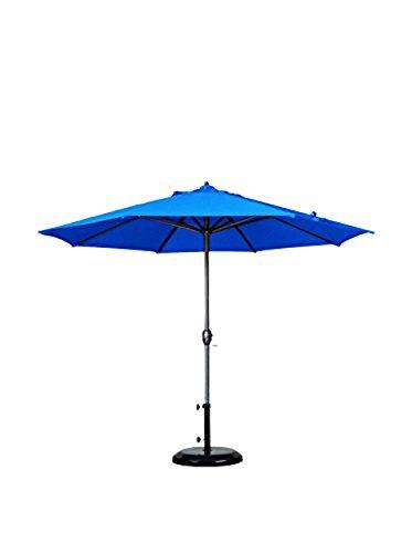 California Umbrella ATA908117-F03 9 ft. Aluminum Market Umbr