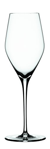 Spiegelau 4400275 9.1 Oz Prosecco Glass Champagne, Clear ()