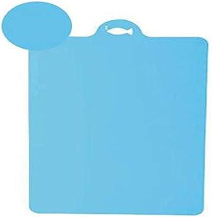 まな板 ボードミニ長方形長方形果物や野菜パネルをまな板脂肪洗剤クラスを切断1PCS LCLJP (Color : スカイブルー, Size : 1PCS)