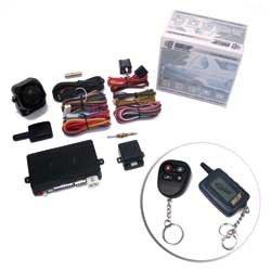 Amazon.com: Mimo USA Alarm w/ LCD Saab 92x Electronics ...