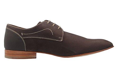 De Manz Chaussures Ville Marron Homme À Pour Lacets x1w48Bfqaw