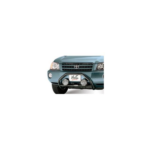 Westin 30 0005 Safari Light Bar   Black, for the 2001 Jeep Grand Cherokee