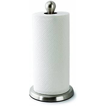 Nice Umbra Tug Modern Stand Up Paper Towel Holder U2013 Easy One Handed Tear Kitchen  Paper