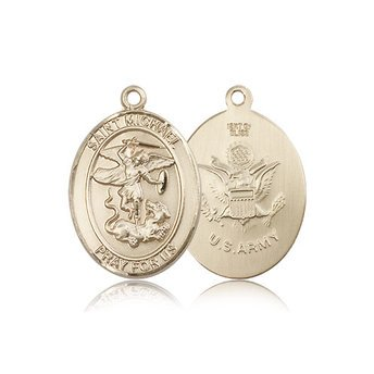 St Michael Medal - Army