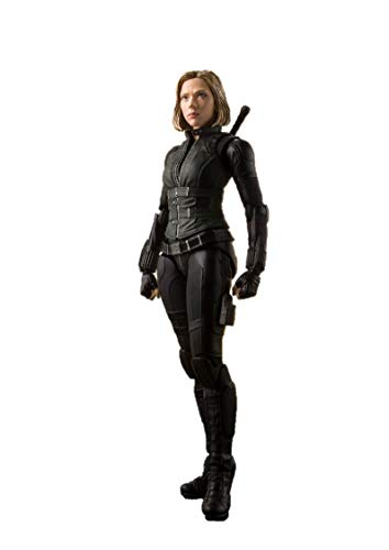 Tamashii Nations S.H. Figuarts Black Widow & Tamashii Effect Explosion