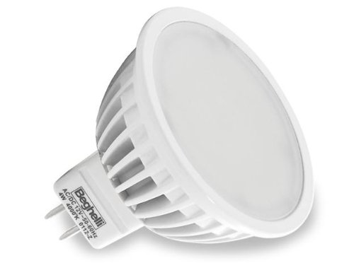 Beghelli lampadina eco mr led w v gu k