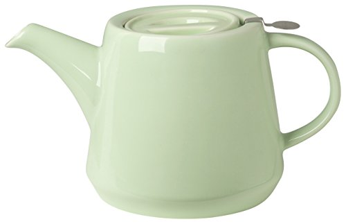 Pottery Stainless Infuser Capacity Peppermint