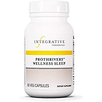 Integrative Therapeutics - ProThrivers™ Wellness Sleep - Sleep Supplement with Melatonin, Magnesium, L-Theanine and Magnolia - 60 Capsules