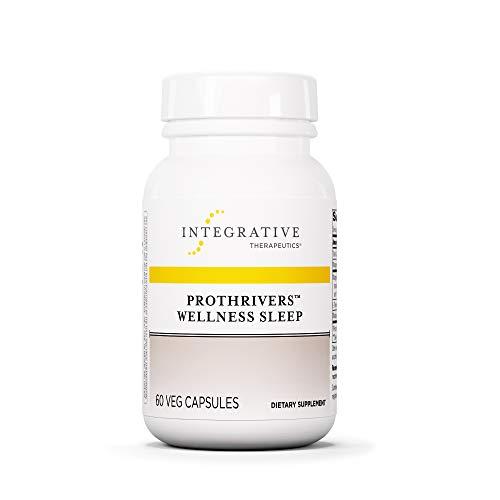 Sleep Wellness Aid - Integrative Therapeutics - ProThrivers™ Wellness Sleep - Sleep Supplement with Melatonin, Magnesium, L-Theanine and Magnolia - 60 Capsules
