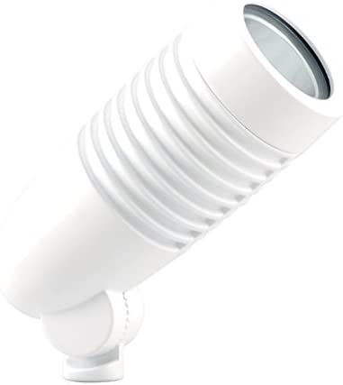 RAB Lighting LFLED5YW LFLOOD 5W Warm LED Landscape Flood LFLED White,