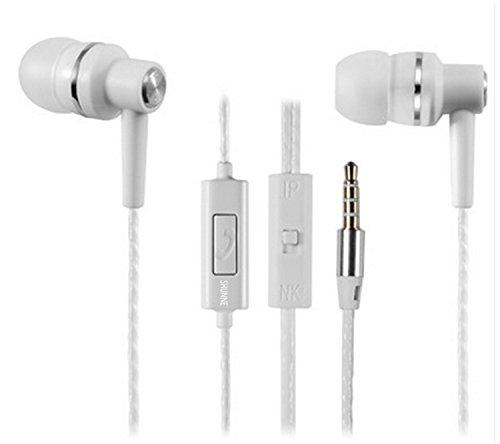 Earphones SHUNINE Universal Headphones Earbuds Microphone product image