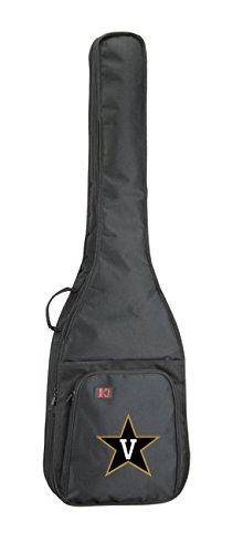 Vanderbilt Case Bag - NCAA Collegiate Bass Guitar Bag - Vanderbilt University Commodores