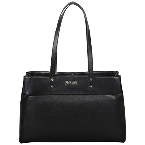 Kenneth Cole Reaction Women's Downtown Darling Faux Leather Dual Compartment 15