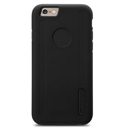 Melkco Kubalt Double Layer Case für Apple iPhone 6 schwarz