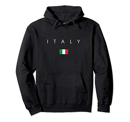 Italy Hoodie Fashion International XO4U Original