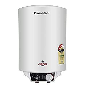 Crompton SWH 25LTR (2125) Arno Neo ASWH-2125 25-Litre Storage Water Heater (White)
