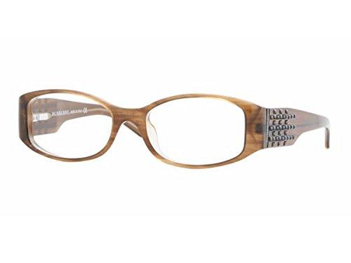 2046 Burberry Eyeglasses B 2046b B2046b Optical Brown Be2046b-3083-49mm