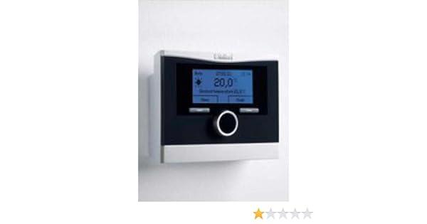 Vaillant calormatic 370f - Termostato modulante inalambrico calormatic 370f: Amazon.es: Bricolaje y herramientas