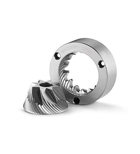 Mazzer Burrs OEM - 186C, 71mm conical for Robur, Kold grinders by Mazzer (Image #1)