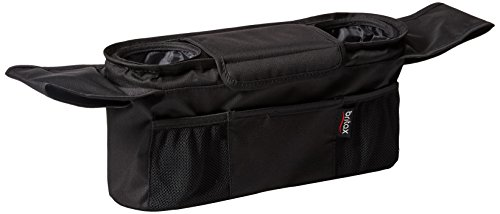 Britax Stroller Organizer with Cup Holders, Black by Britax USA