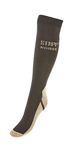 Socken SIMPLE, Stapp Horse® marrón