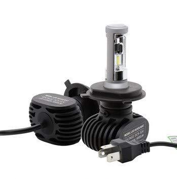 Kit de Luces LED RBA 100 W 6500 K - H1: Amazon.es: Coche y moto