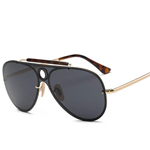 de A europea NIFG y sol moda unisex sol Gafas americana de pieza gafas wHwqz7