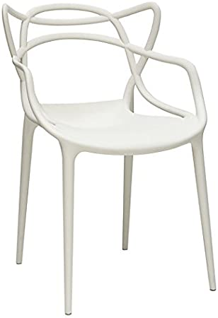 Mmilo Master sedia stile replica lounge design retrò sala da