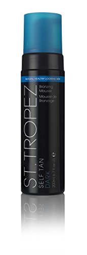 St. Tropez Self Tan Dark Bronzing Mousse, 6.7 fl. oz.