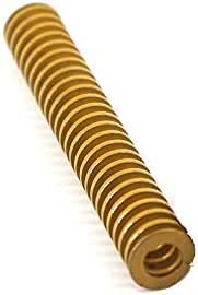 F-MINGNIAN-SPRING 1pc Yellow Die Resorte 58/% Relaci/ón de compresi/ón del Molde del Resorte TF20x60 tama/ño : 20x60mm 20x100mm Molde de Matriz de compresi/ón del Resorte 20x95 20x65